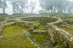Prehistory ruins stock images