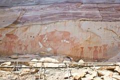 Prehistoryczni obrazy Obraz Royalty Free
