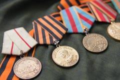 Preise von UDSSR Lizenzfreie Stockfotografie