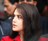 Preity Zinta Stock Images