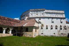 Prejmer fortificou a igreja Foto de Stock Royalty Free