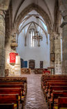 Prejmer Fortified Church Organ - ( UNESCO World Heritage Site ). The largest fortified church in southeastern Europe, Prejmer Royalty Free Stock Image