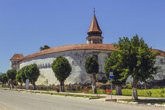 Prejmer fortified church, Romania Stock Image