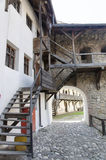 Prejmer fortified church Stock Images