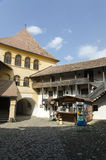 Prejmer fortified church Royalty Free Stock Photo