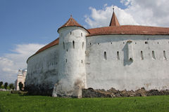 Prejmer fortified church Royalty Free Stock Photography