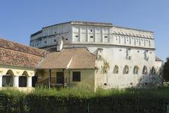 Prejmer Fortress in Romania Stock Image