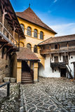 Prejmer Fortress, Romania Royalty Free Stock Image