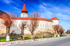 Prejmer Tartlau Fortress, Transylvania - Romania Royalty Free Stock Image
