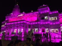 Prem Mandir Fotografia de Stock