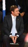 Premiärminister av Portugal Pedro Passos Coelho Arkivfoto