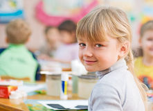 Première éducation Photo libre de droits