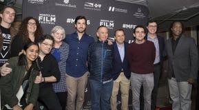 Première 2016 de festival de film de Montclair Images libres de droits