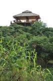 Première côte de hutte Images libres de droits