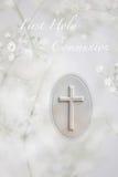 Première communion Photos libres de droits
