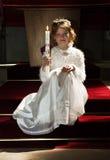 Première communion Photo libre de droits