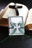 Première communion sainte Image libre de droits