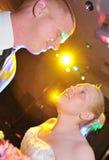 Première danse photo stock