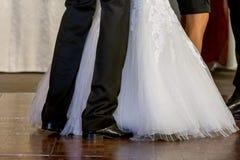 Première danse image stock
