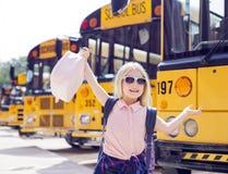 Première fois à l'école photo libre de droits