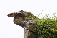 Première montagne d'ancêtre de Xinzheng image libre de droits