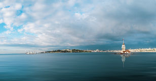 première s tour d'Istanbul Image libre de droits