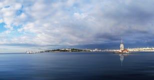 première s tour d'Istanbul Images stock