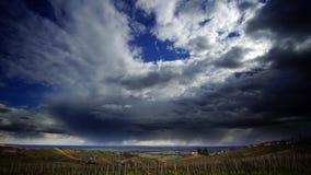 Première tempête Image libre de droits