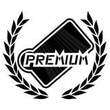 Premia symbol Fotografia Stock