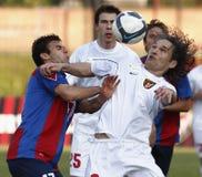 premier лиги футбола hngarian стоковые фотографии rf
