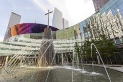 Premier Baptist Church à Dallas, Etats-Unis Photos stock