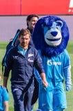 Premier entraîneur Andre Villas-Boas de Zenit St Petersburg Image stock