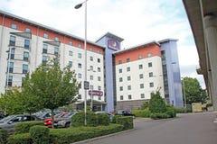 Premier inn hotel Stock Image