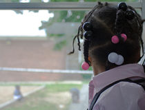 Premier jour d'école Photos libres de droits