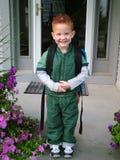 Premier jour d'école Images stock