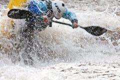 Premier jour des jeux 2011 de montagne de Teva Images stock