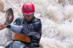 Premier jour des jeux 2011 de montagne de Teva Image libre de droits