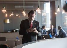 Premier ministre de l'Espagne Mariano Rajoy Photos libres de droits