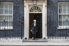Premier ministre du Royaume-Uni Theresa May Photographie stock libre de droits