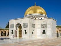 Premier musée tunisien du Président Habib Bourguiba dans Monastir photos libres de droits
