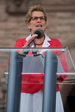 Premier of Ontario Kathleen Wynne Royalty Free Stock Photo