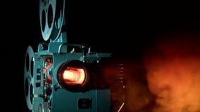 Premiere, fascination, retro, movie film, comedy, melodrama stock footage
