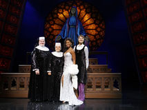 Premiere - Musical Sister Act Royalty Free Stock Photo