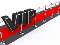 Premiere VIP Royalty Free Stock Photography
