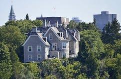 Premierminister von Kanada-` s Wohnsitz - 24 Sussex stockfotografie