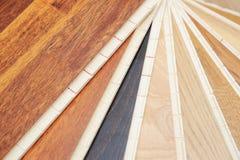 Premiers échantillons de diverse palette de couleur Images stock