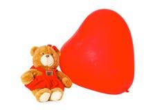 Premiers cadeaux d'amour Photos stock