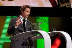 premio 2009 ondas carlos baute стоковые изображения