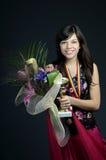 Premio adolescente de la explotación agrícola de Glorius Fotografía de archivo libre de regalías