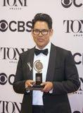 Premio de Clint Ramos Wins Costume Design en 70.o Tonys Fotografía de archivo libre de regalías